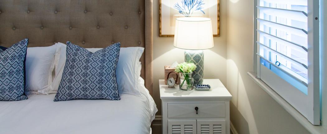 Hamptons Essendon Bedroom