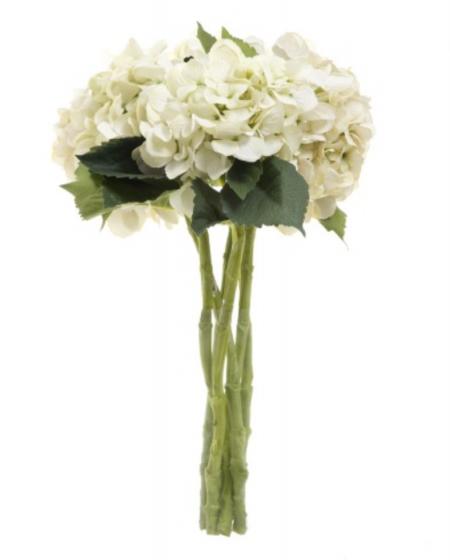 Hydrangea bunch - White