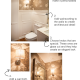 5 ways to make a powder room elegant