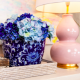 blue hydrangeas blog