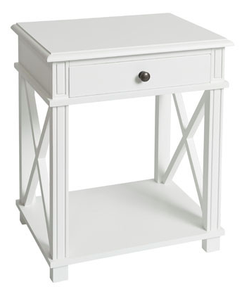 white-bedside-table